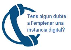 Si teniu qualsevol dubte a l'emplenar o fer un tràmit a través de la plataforma digital, podeu trucar a l'empresa Buisitools